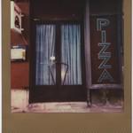 pizza --- Polaroid Week, Day  4/1