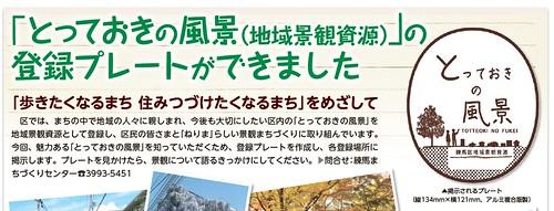 地域景観資源(練馬)