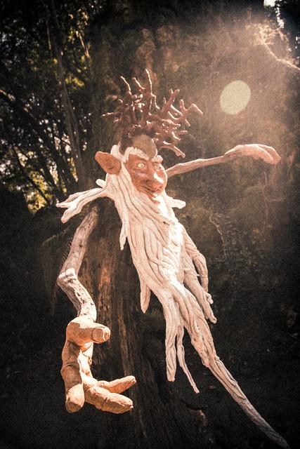 Parque mitológico Mina Pepita