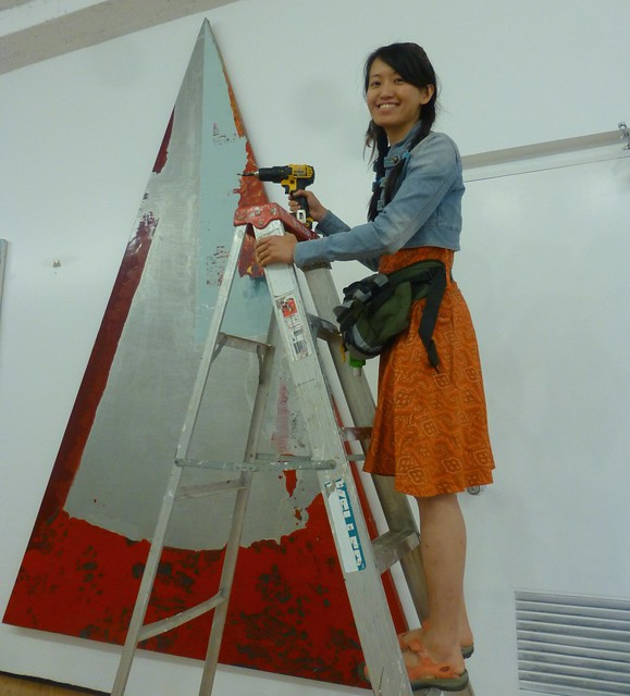 Stephanie Yu Lusk, Rainforest Art Foundation