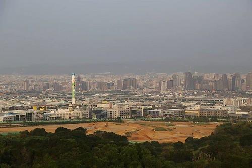 中科五期是台中最後一根稻草了。圖片來源:台灣護樹團體聯盟