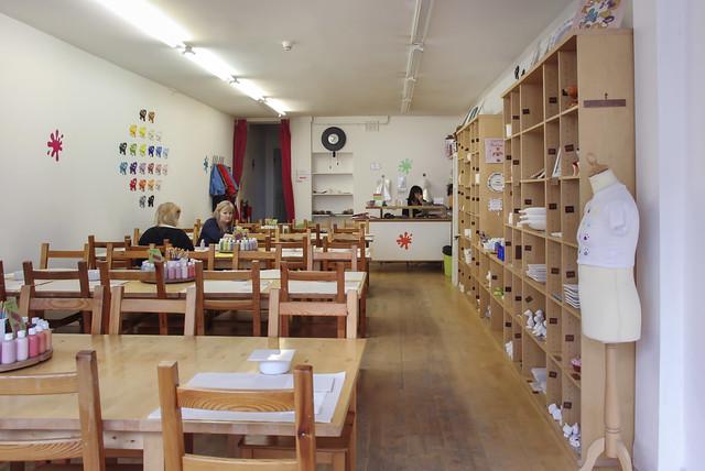The Crafty Cafe - Surbiton