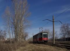 Ryazan tram in last weeks before closing