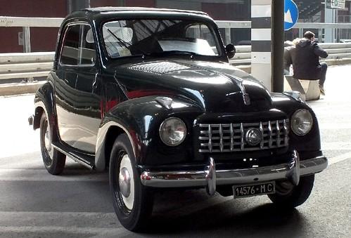 Fiat 500C Ruspa
