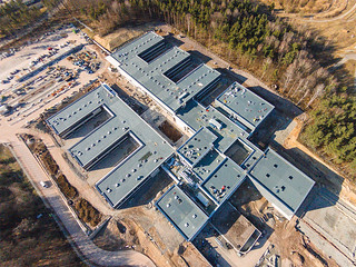 Stuttgart schools spring into view – from high above