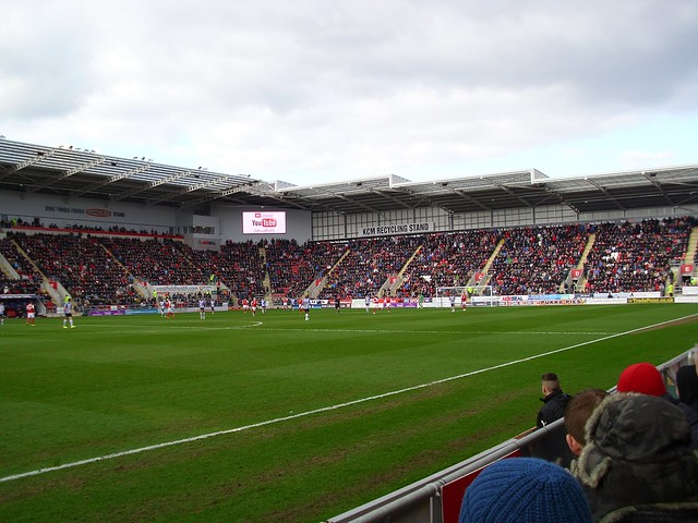 Rotherham v Wigan 14th March 2015 (44)