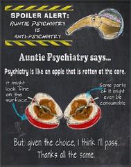 auntie psychiatry