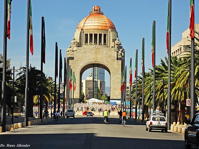 Monumento a la Revolucion - Mexico City