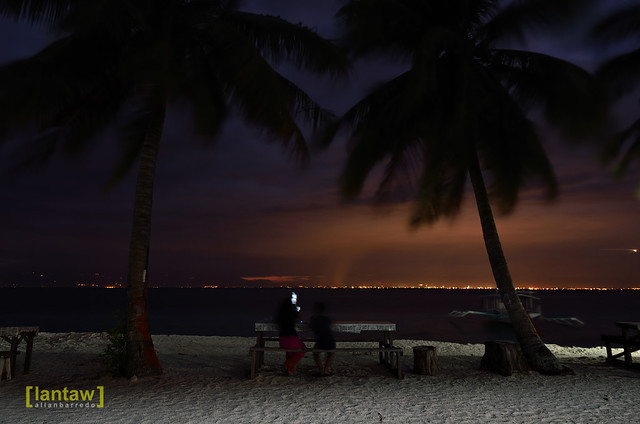 Davao city lights