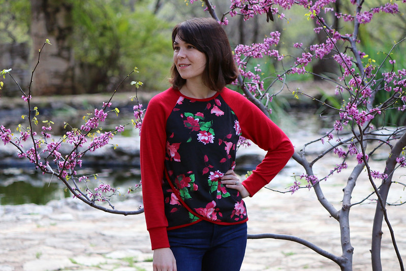 Blank Slate Patterns' Tulip Top