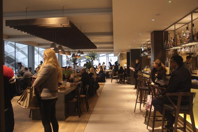 Darwin Brasserie, London
