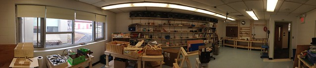 Design Lab: moved #makered