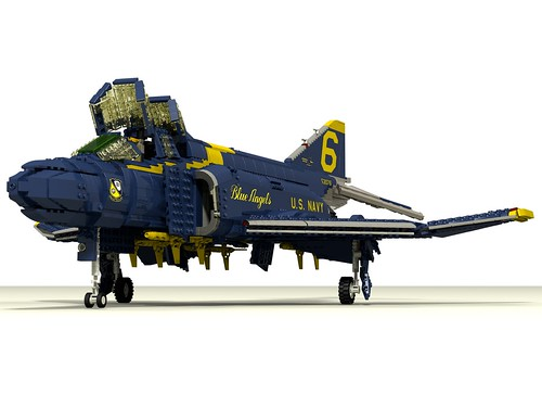 McDonnell Douglas F-4J Phantom II Blue Angels