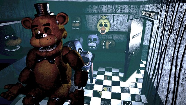 Game Design with Jessie – Why did Five Nights at Freddy's Stop Working?
