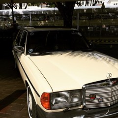 automobile, automotive exterior, executive car, vehicle, mercedes-benz w123, mercedes-benz, bumper, antique car, land vehicle, luxury vehicle,