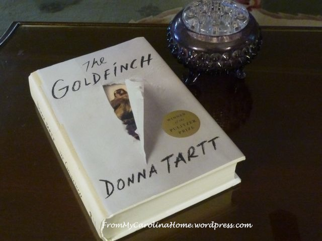 Goldfinch by Donna Tartt -3