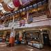 Inside Tusker House Restaurant by Samantha Decker