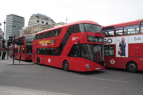 LT297 LTZ1297 New Routemaster