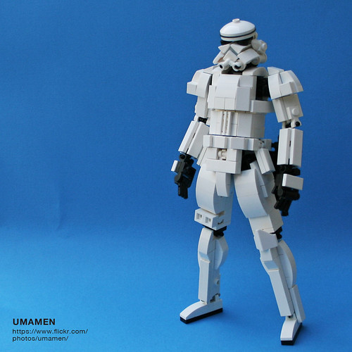 Stormtrooper (8 inch), by umamen, on Flickr