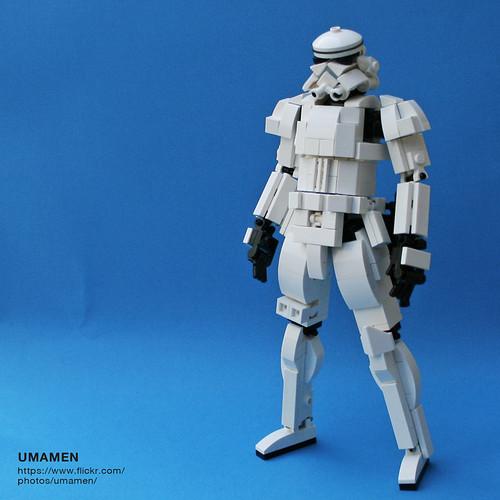 Stormtrooper (8 inch), by umamen, on Flickr