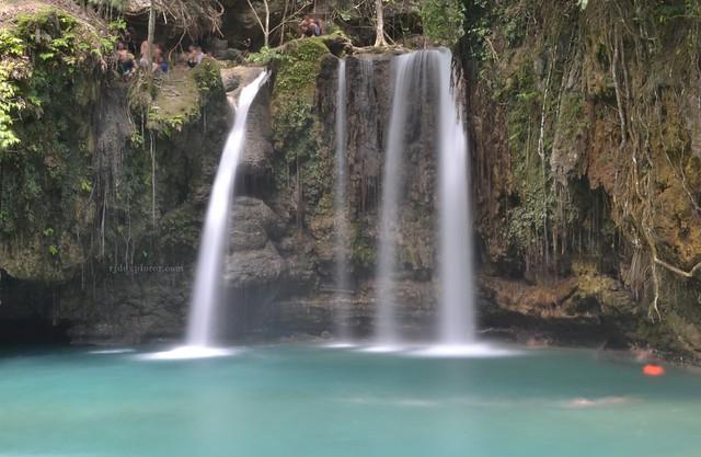 moalboal travel guide kawasan falls