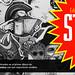 Convocatoria Sticker Latinoamericano /Libro-albúm by Gráfica Mestiza