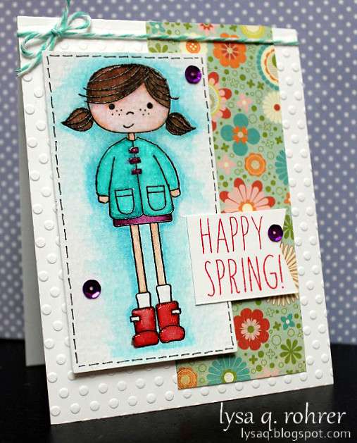 Happy Spring Abby!