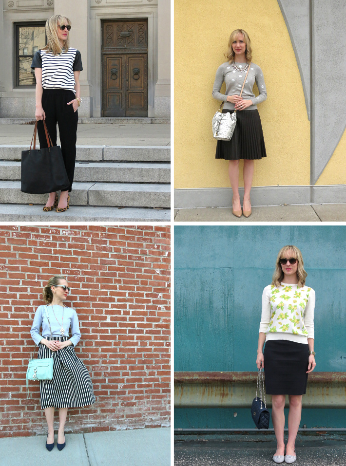 professional style inspiration: sarah's real life