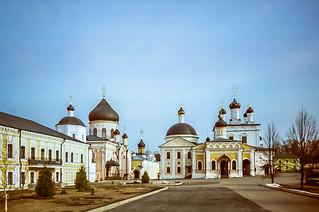 Ascension David deserts (monastery)