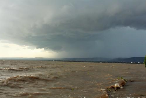africa city lake storm kenya wildlife victoria western impala sanctuary kws kisumu