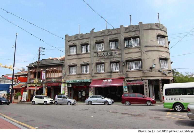 馬來西亞 馬六甲好玩 雞場街 雞場街夜市 地理學家咖啡館2