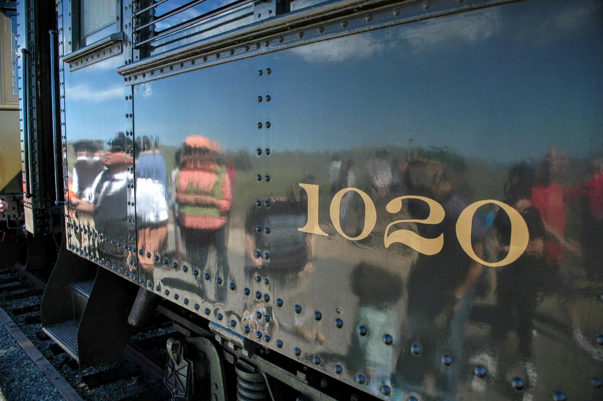2016 Western Railway Museum Field Trip