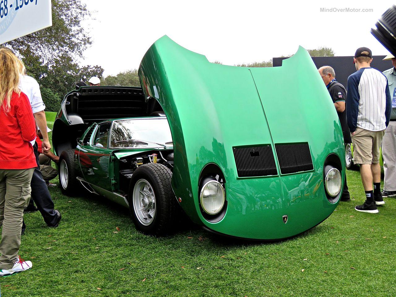 Lamborghini Miura SV PoloStorico Restoration 11