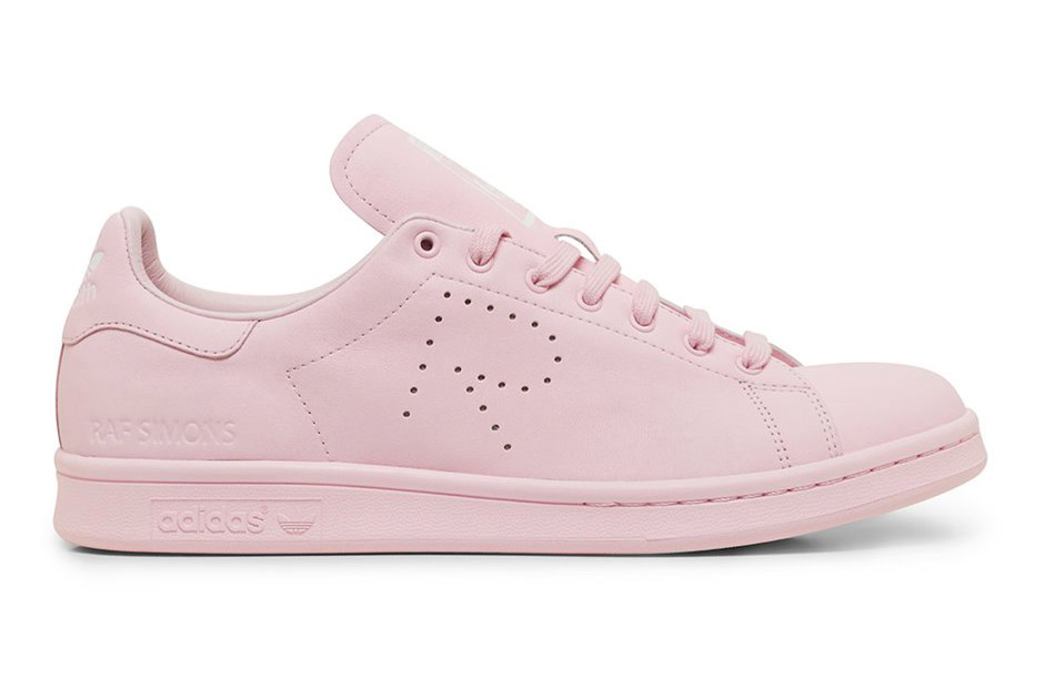 Raf-Simons-adidas-Originals-Stan-Smith-Spring-2015-Collection-pink-2