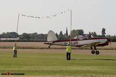 G-ALWB - C1 0100 - Private - De Havilland Canada DHC-1 Chipmunk 22A - Little Gransden - 070826 - Steven Gray - IMG_3832