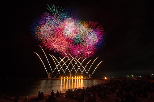 2016/04/09琉球海炎祭