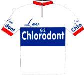Leo - Chlorodont - Giro d'Italia 1956