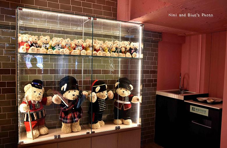 台中泰迪熊主題餐廳咖啡館13