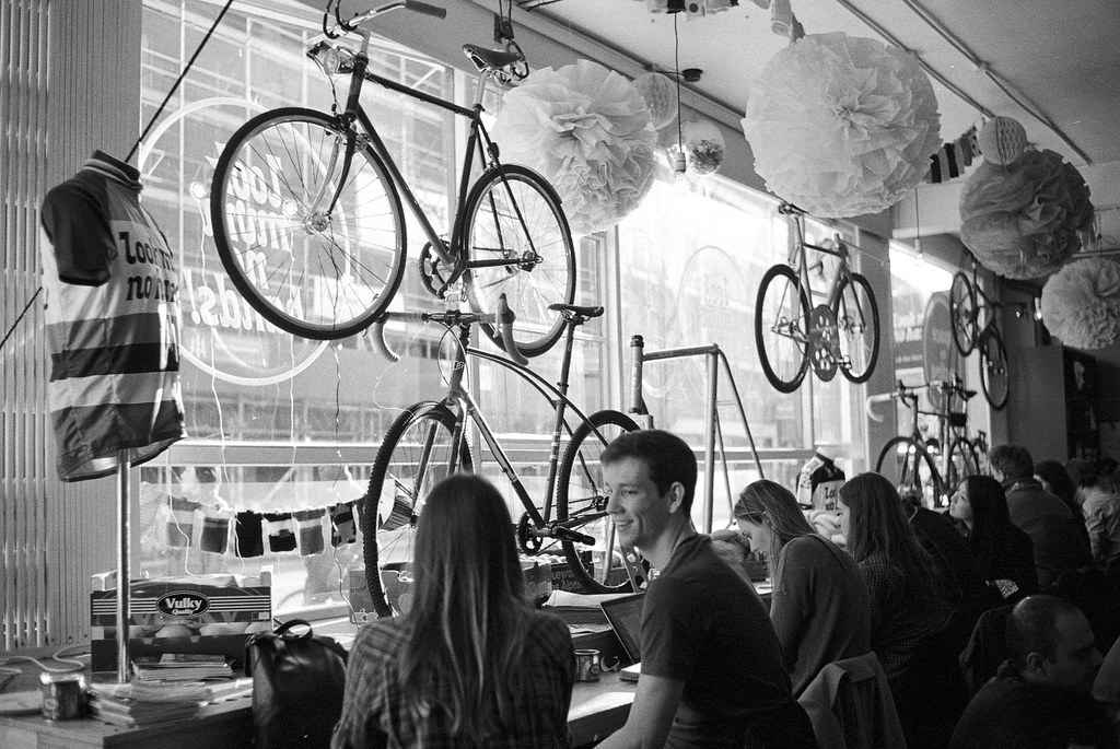 Look Mum No Hands Cycle Cafe