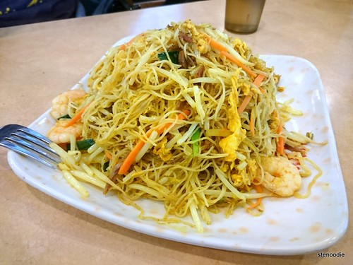 how to make singapore fried vermicelli