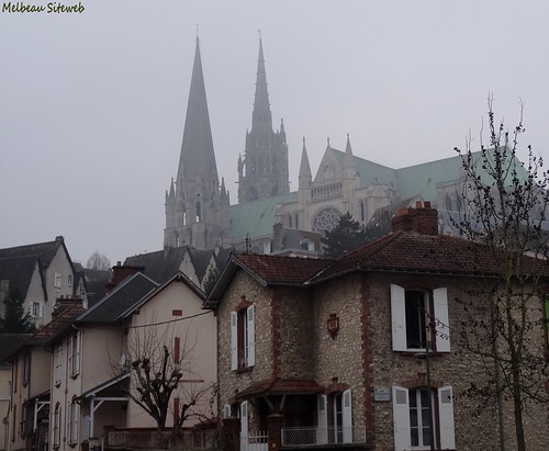 "Chartres en mode ""running"""