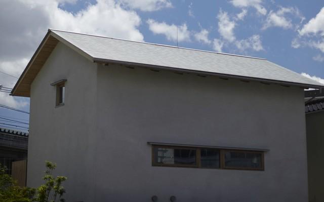 ガルバリウム鋼板が屋根
