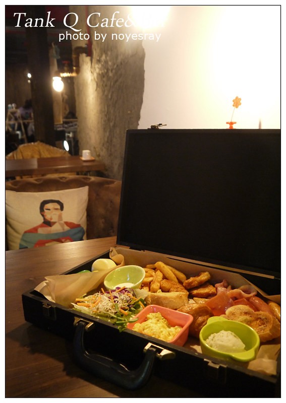 Tank Q Cafe&Bar 10