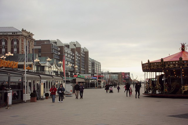 The Hague Boardwalk