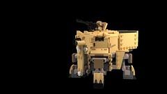"M8C Johnson ""Alpaca"" USMC Ambulatory Vehicle"