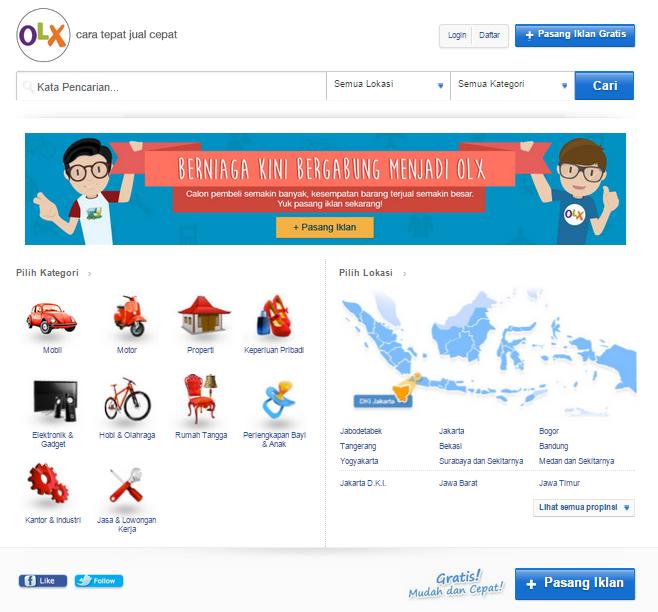 OLXwebsite