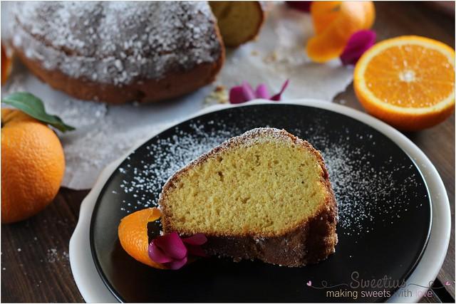 Κέικ Πορτοκάλι 4