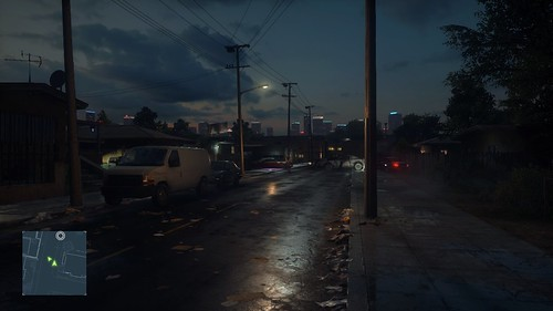 Moody dark shot in Battlefield Hardline