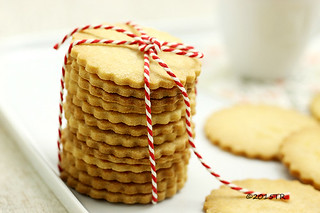 奶油小圓餅 Galette au beurre-20150331
