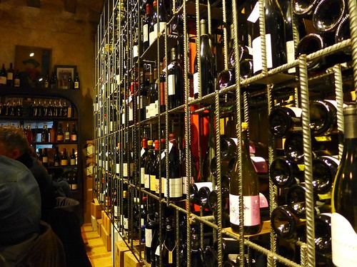 Bar Brutal Wine selection